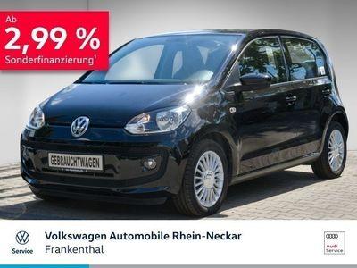 gebraucht VW up! 1.0 high CNG EcoFuel BMT Cool&Sound-Paket uvm