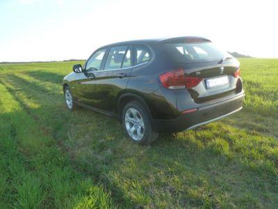 gebraucht BMW X1 xDrive18d - unfallfrei, Xenon, 1. Hand