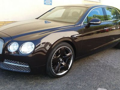 gebraucht Bentley Continental Flying Spur MOD 2014--VOLL--