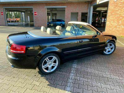 gebraucht Audi A4 Cabriolet TOP ZUSTAND *BOSE*