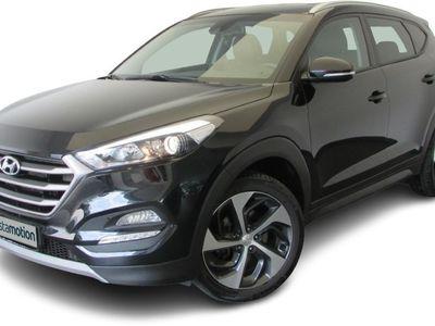 gebraucht Hyundai Tucson TucsonADVANTAGE 4WD 1.6L 177PS.NAVI.CLIMA.19 AL