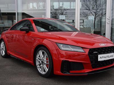 gebraucht Audi TT Coupé 45 TFSI quattro S tronic S line LED S l