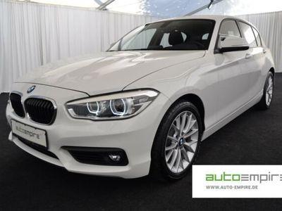 gebraucht BMW 118 dA LED/NAVI-BUSINESS/SHZ(PDC)TEMPOMAT/17-ZOLL