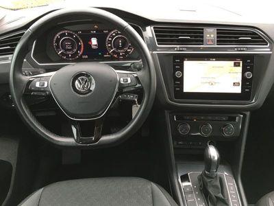 gebraucht VW Tiguan Comfortline 2.0 TDI DSG