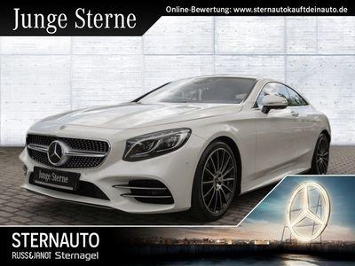 gebraucht Mercedes S560 Coupé
