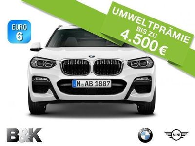 used BMW X3 xDrive 30dA M SPORT AHK, St+Go, Lea.o.Anz.519, -