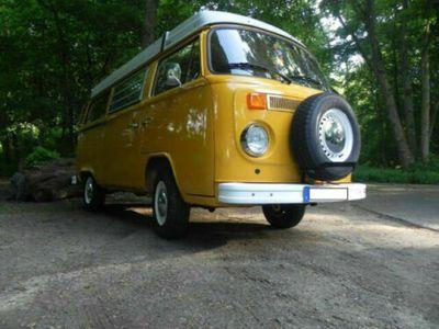 gebraucht VW T2 Westfalia Camping Bus Bulli