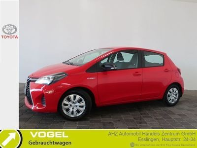 gebraucht Toyota Yaris Hybrid 1.5 VVT-i Comfort