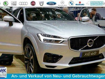 gebraucht Volvo XC60 R-Design B5 Benzin 250PS/184kW Aut. 8 AWD 2022
