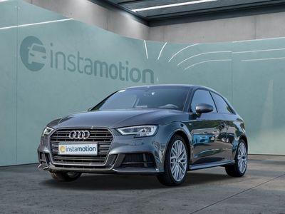 gebraucht Audi A3 A31.5 TFSI S-tronic S Line Navi Pano LED B&O