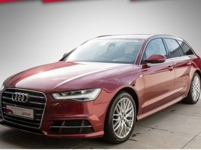 gebraucht Audi A6 Avant 2.0 TDI S line LED Kamera Standheizung