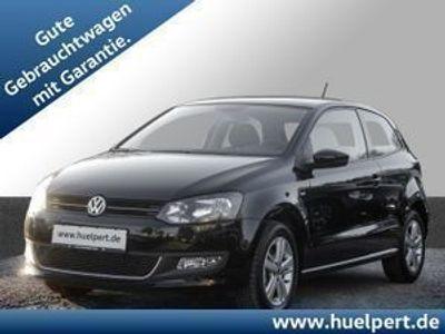 gebraucht VW Polo 1.2 Match Sitzhzg. GRA (Einparkhilfe)
