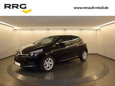 gebraucht Renault Clio IV IV LIMITED DELUXE TCe 75 KLIMA/NAVI/PDC