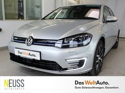 gebraucht VW e-Golf LED+WÄRMEPUMPE+LEDER