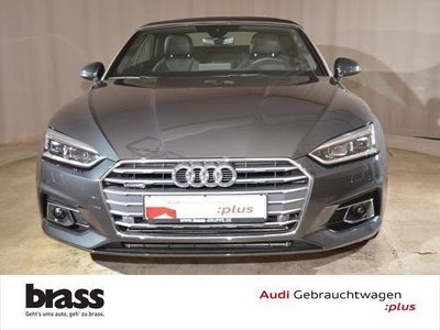 gebraucht Audi A5 Cabriolet 3.0 TDI quattro tiptronic sport S-Line
