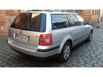gebraucht VW Passat Variant 2.0 5V Zahnriemen neu,Scheckheft