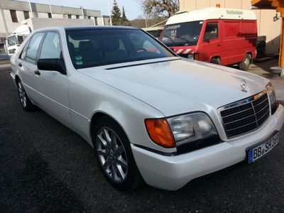 gebraucht Mercedes 300 SE *LEDER*KLIMAAUTOMATIK*DOPPELGLAS