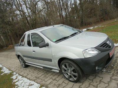 gebraucht Dacia Logan Pick-Up 1.5 DCI-TOP Optik-und gepflegt!!!