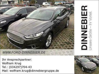 gebraucht Ford Mondeo Titanium Gebrauchtwagen, bei Autohaus Dinnebier GmbH