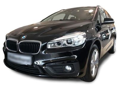 gebraucht BMW 220 Gran Tourer i Advantage Automatik LED-Scheinwerfer Navigation RFK PDC Klimaautomatk
