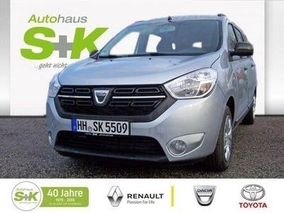 gebraucht Dacia Lodgy Comfort TCe 130 GPF ++NAVI+SHZ+KAMERA++