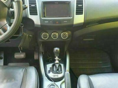 gebraucht Peugeot 4007 HDI FAP 7-Sitzer DCS Sport