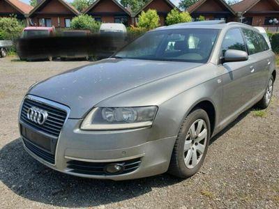 gebraucht Audi A6 2.4 Avant * Automatik Schiebedach*...