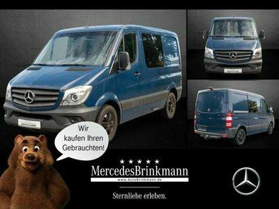 gebraucht Mercedes Sprinter 319 CDI Mixto Klima/Kamera/Navi/AHK2,8t