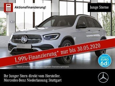 gebraucht Mercedes GLC300 d 4M AMG Pano Multibeam Burmester AHK 9G