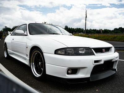gebraucht Nissan Skyline R33GTR Motor Neu 400ps Rb26dett