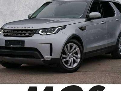 gebraucht Land Rover Discovery 3.0 Td6 SE 7 Sitze #WINTER #LEDER