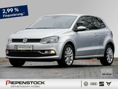 gebraucht VW Polo 1.2 TSI Highline Navi+GRA+PDC+Klima