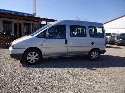 gebraucht Fiat Scudo 2.0 JTD Kombi (9 Sitze) (222)