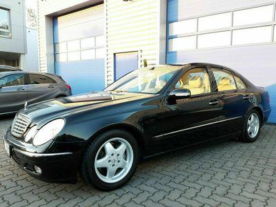 gebraucht Mercedes E320 Elegance Autogas