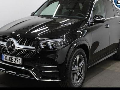 gebraucht Mercedes 300 GLEd 4M AMG 360° Airmat Pano Multibeam HUD