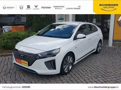 gebraucht Hyundai Ioniq 1.6 GDI Hybrid Premium AUTOMATIK