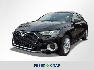 gebraucht Audi A3 Sportback advanced 40 TFSIe S tronic LED 17`