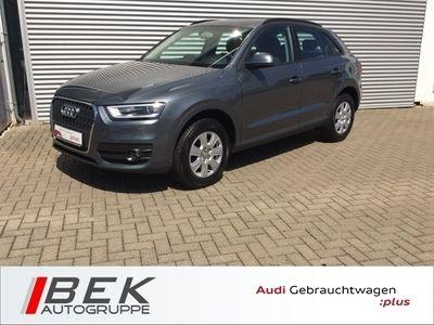 gebraucht Audi Q3 2.0 TDI GRA, Xenon, Einparkhilfe plus, Naviga