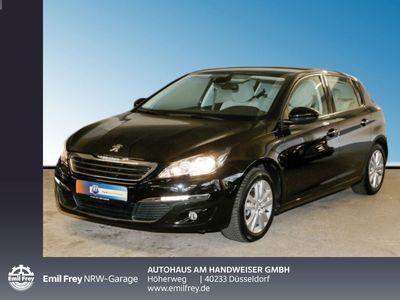 gebraucht Peugeot 308 82 VTi Active, Ganzjahresreifen, Tempomat