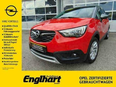 gebraucht Opel Crossland X 1.2 Turbo INNOVATION bei Gebrachtwagen.expert
