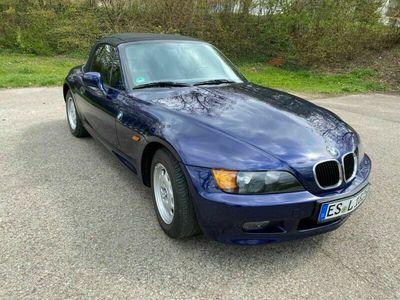 gebraucht BMW Z3 roadster 1.9 montrealblau M-Innenausstattung