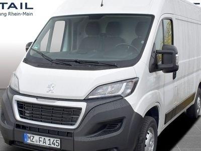 gebraucht Peugeot Boxer 333 L2H2 HDi 140 Avantage Edition