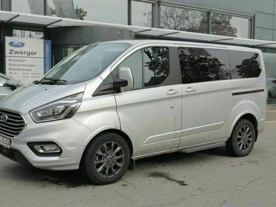 gebraucht Ford Custom TourneoTitaniumX Navi Kamera Xenon ACC Bluetooth Klima