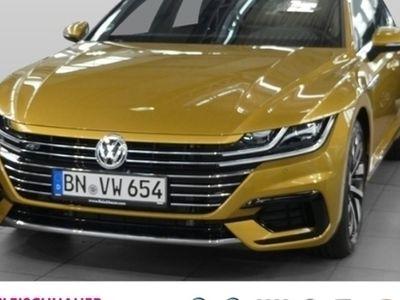 gebraucht VW Arteon R-Line 2.0 TDI