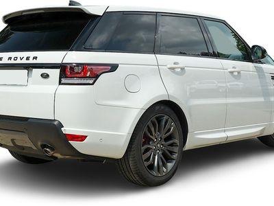 gebraucht Land Rover Range Rover Sport Range Rover Sport SDV8 HSE Dynamic Head-Up 360°