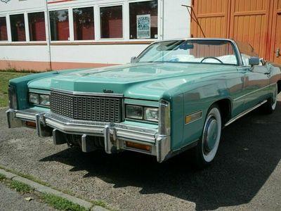 gebraucht Cadillac Eldorado Convertible V8 500cui