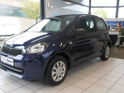 used Skoda Citigo 1.0 MPI COOL EDITION Klima Metallic