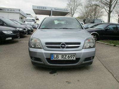 used Opel Vectra GTS Vectra C Lim.Edition, Euro-4, Klimaanlage