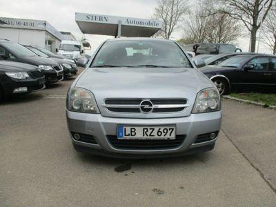 gebraucht Opel Vectra GTS Vectra C Lim.Edition, Euro-4, Klimaanlage