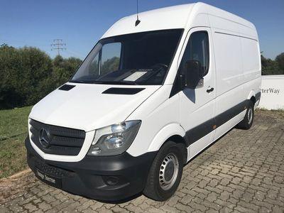 gebraucht Mercedes Sprinter 313 CDI+Kasten+Hochdach+Klima+Tempomat